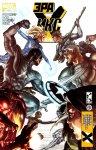 Обложка комикса Эра Икс: Вселенная №2