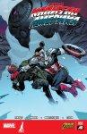 Обложка комикса Новый Капитан Америка №3