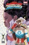 Обложка комикса Новый Капитан Америка №5
