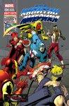 Обложка комикса Новый Капитан Америка №6