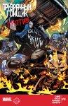 Обложка комикса Сверхновый Призрачный Гонщик №10