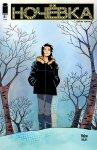 Обложка комикса Ночевка №5