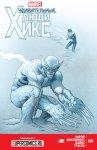 Обложка комикса Удивительные Люди-Икс №4
