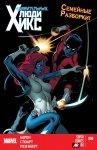 Обложка комикса Удивительные Люди-Икс №6