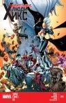Обложка комикса Удивительные Люди-Икс №11
