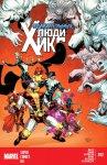 Обложка комикса Удивительные Люди-Икс №12