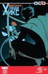 Обложка комикса Удивительные Люди-Икс №14