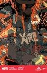 Обложка комикса Удивительные Люди-Икс №16