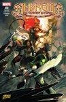 Обложка комикса Ангела: На Службе Асгарда №5