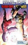 Обложка комикса Удивительные Человек-Паук и Росомаха №3