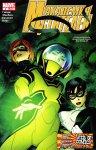 Обложка комикса Академия Мстителей №8