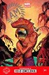 Обложка комикса Арена Мстителей №11