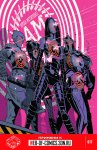 Обложка комикса Арена Мстителей №17
