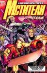 Обложка комикса Мстители: Первые №5
