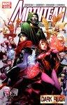 Обложка комикса Мстители: Детский Крестовый Поход №4