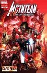 Обложка комикса Мстители: Детский Крестовый Поход №9
