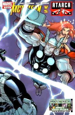 Серия комиксов Мстители против Агентов Атласа №2