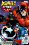 Обложка комикса Мстители против Агентов Атласа №3