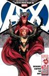 Обложка комикса Мстители Против Людей-Икс №0