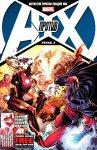 Обложка комикса Мстители Против Людей-Икс №2