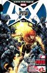 Обложка комикса Мстители Против Людей-Икс №4
