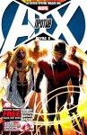 Обложка комикса Мстители Против Людей-Икс №6