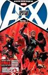 Обложка комикса Мстители Против Людей-Икс №7