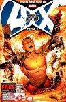 Обложка комикса Мстители Против Людей-Икс №8