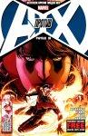 Обложка комикса Мстители Против Людей-Икс №10