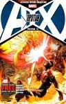 Обложка комикса Мстители Против Людей-Икс №11