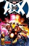 Обложка комикса Мстители Против Людей-Икс №12