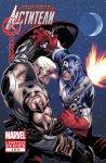 Обложка комикса Мстители: Икс-Санкция №1