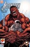 Обложка комикса Мстители: Икс-Санкция №3