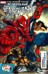 Обложка комикса Мстительный Человек-Паук №1