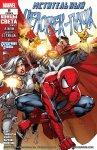 Обложка комикса Мстительный Человек-Паук №8