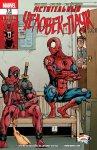 Обложка комикса Мстительный Человек-Паук №12