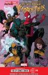 Обложка комикса Мстительный Человек-Паук №16