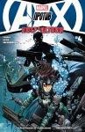Обложка комикса Мстители против Людей-Икс: Последствия №4