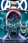 Обложка комикса Мстители против Людей-Икс: Последствия №5