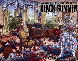 Серия комиксов Черное Лето