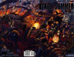 Серия комиксов Черное Лето №5