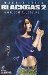 Обложка комикса Черный Газ 2 №3