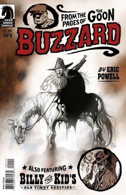 Серия комиксов Баззард