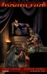 Обложка комикса Калигула №3