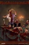 Обложка комикса Калигула №4