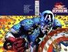 Обложка комикса Капитан Америка: Возрождение №4