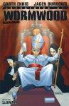 Обложка комикса Хроники Вормвуда №3