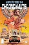Обложка комикса Хрононавты №2