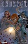 Обложка комикса Крестоносцы №8