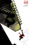 Обложка комикса Сорвиголова: Возрождение №4